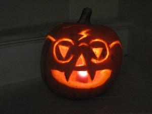 """pumpkin carving """"jack o'lantern"""""""