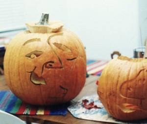 "pumpkin carving ""jack o'lantern"" picasso"