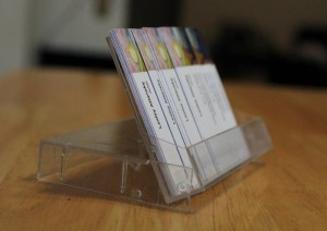 cassette case business card holder moo minicard - Diy Business Card Holder